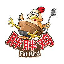 Hello from Fat Bird | Chix Kampung